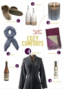 Washingtonian Gift Guide 2014: Cozy Gifts for the Homebody