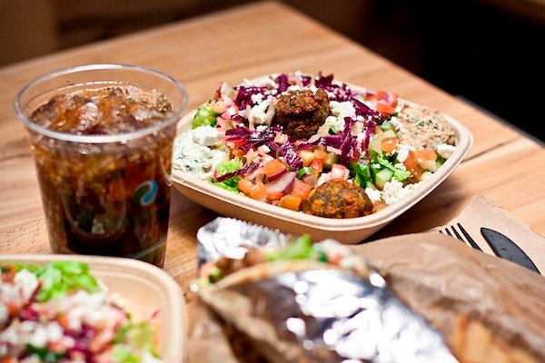 Free Food Alert: DC Pizza, Cava Grill Kentlands Give Out Lunch and Dinner