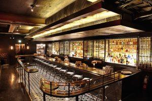 Inside the Hotel-Inspired Denson Liquor Bar