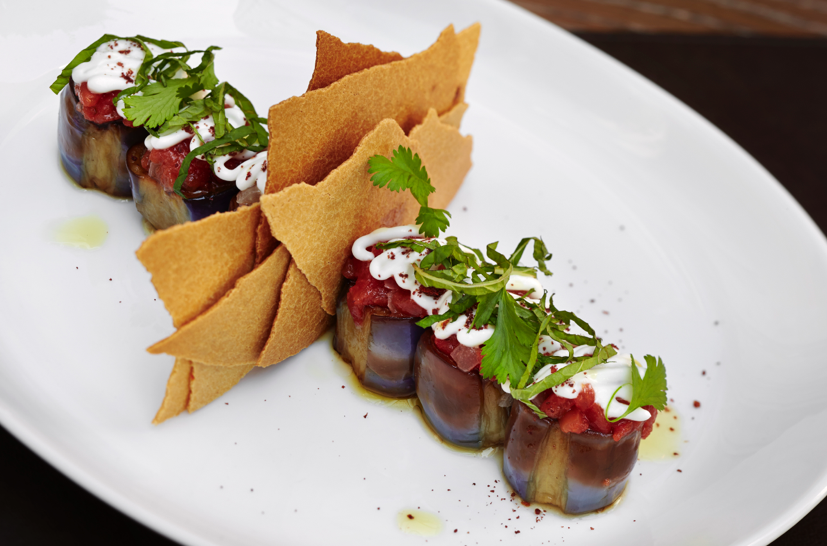 Recipe: Sweet and Sour Eggplant from DBGB
