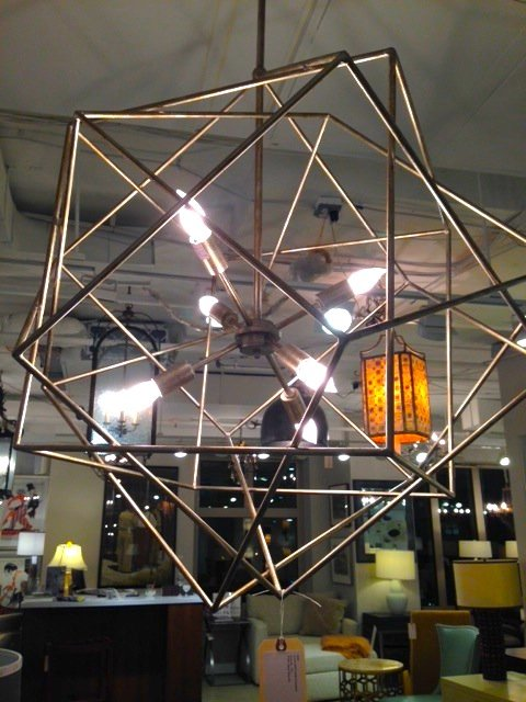 Aerial Chandelier By Currey Company At Americaneye