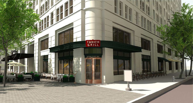 The Upcoming Tadich Grill Names Its DC Chef