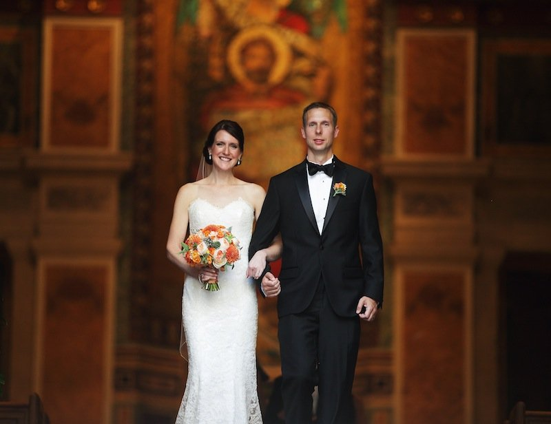 Real Wedding: Elizabeth and Brian Young