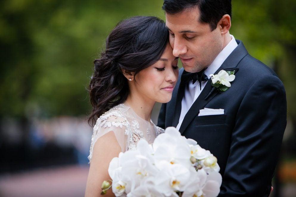 Real Wedding: Olivia and Damon Orobona