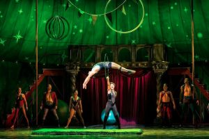 """Theater Review: """"Pippin"""" at the National Theatre"""