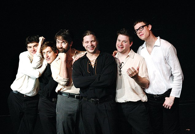 Reinventing the Bard With the Improvised Shakespeare Company