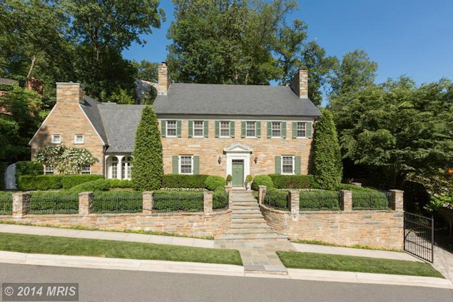 Most Expensive Homes on the Market: A .75 Million Colonial in Massachusetts Avenue Heights