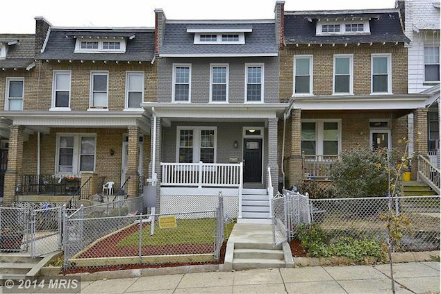 Listing We Love: A 3-Story Eckington Townhouse With Off-Street Parking