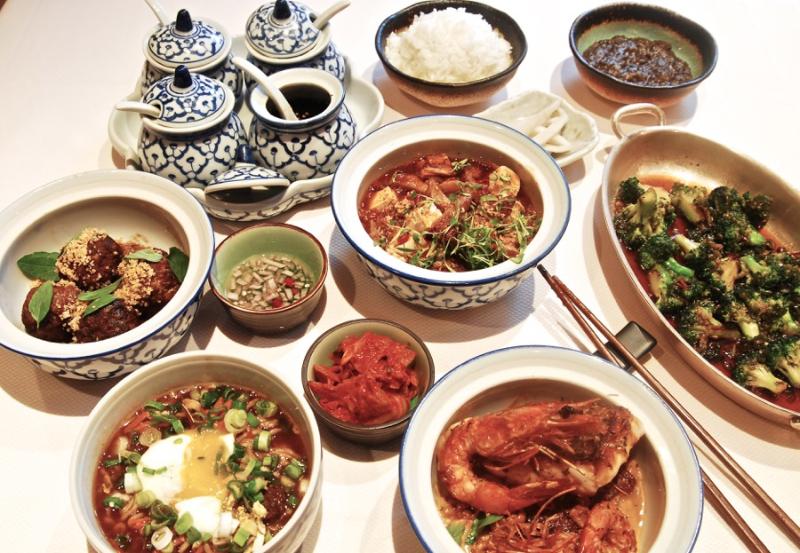 Restaurant Eve Goes Filipino for January