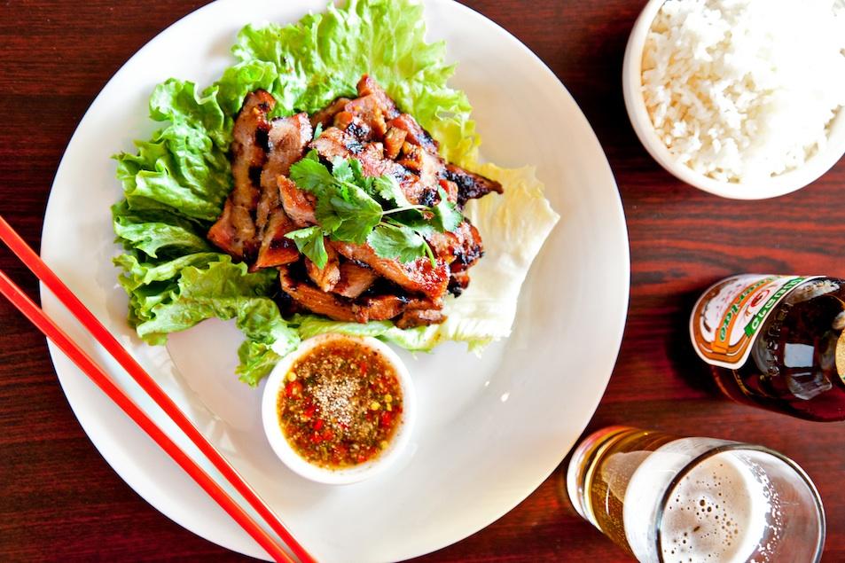 Hot Opening: 5 Things to Look For at Thip Khao (Menus)