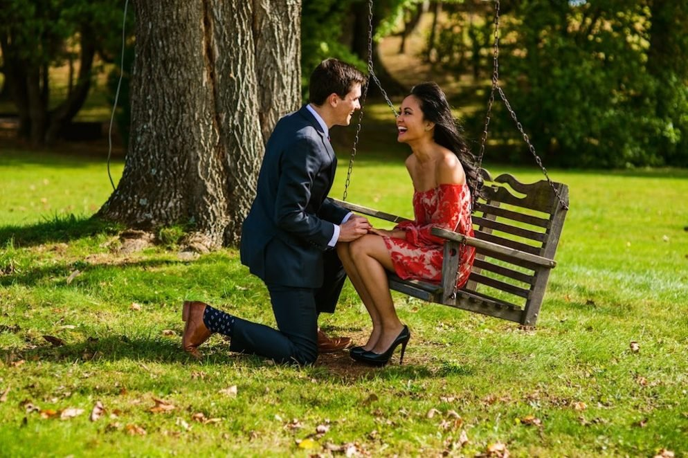 Engagement Photos: Jessica Lagoy and Kevin Cullen