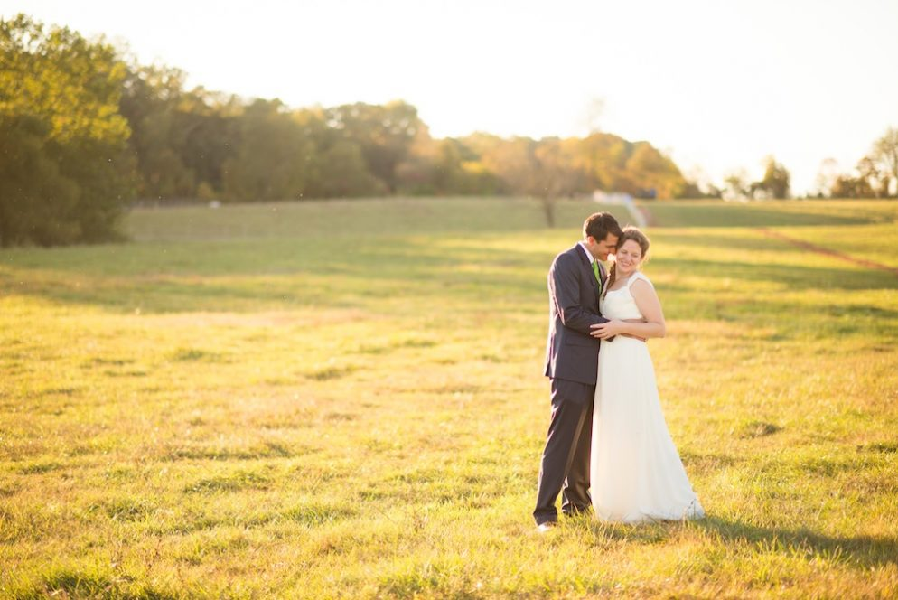 Real Wedding: Kathleen Krackenberger and Scott Baker