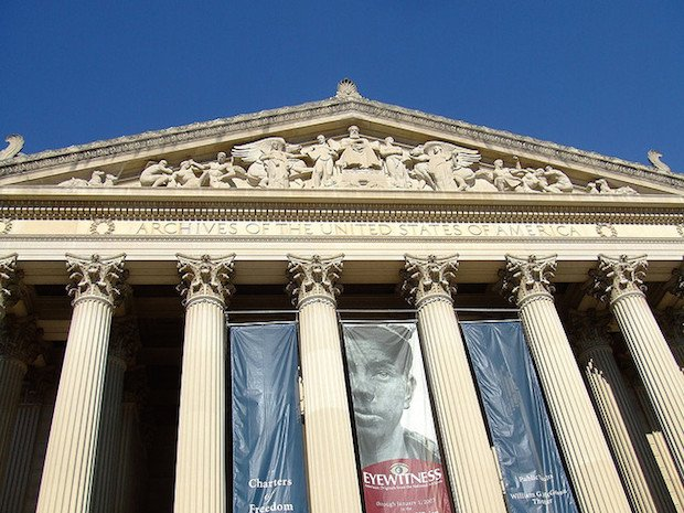 The National Archives Will Teach Your Children Some Manners