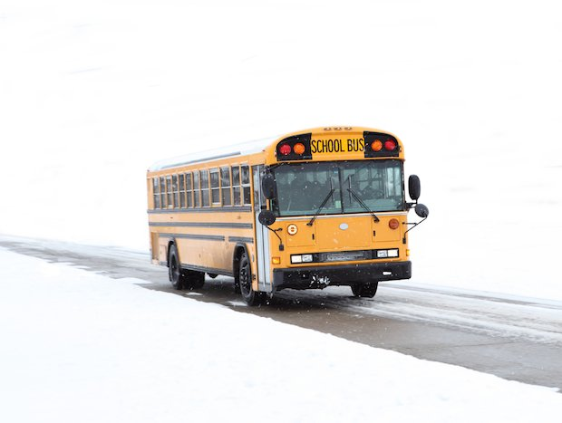 Suburban School Districts Apologize for Opening During Snowstorm