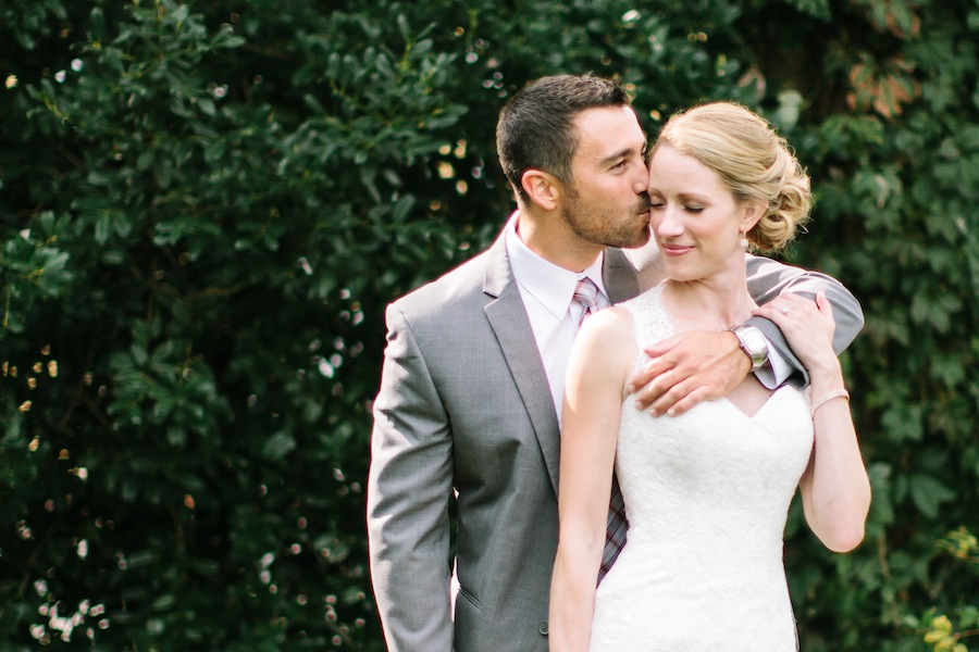 Late Summer-Nuptials at a Historic Home in Leesburg