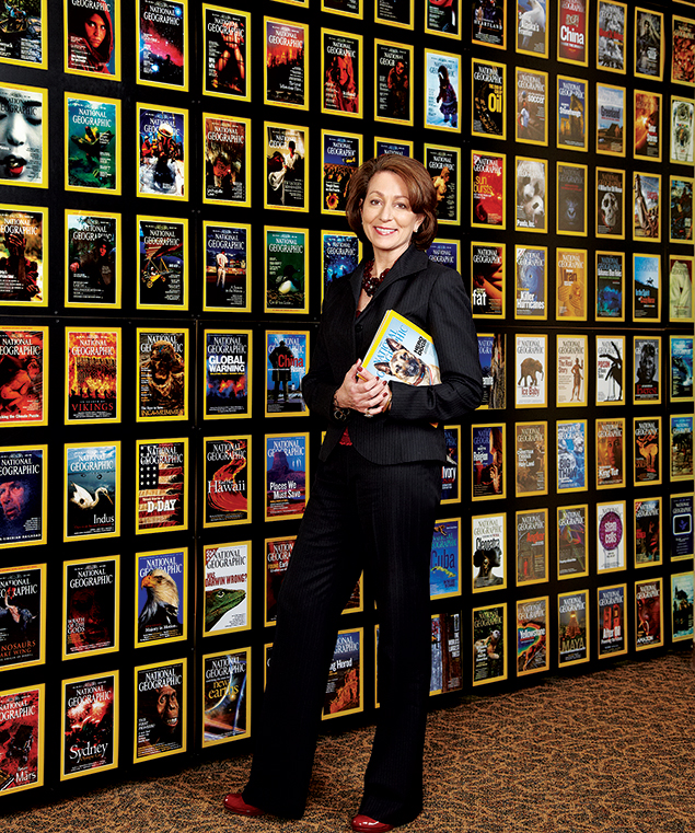 Closed Doors Don't Work for Modern Publications, Says Nat Geo Editor Susan Goldberg
