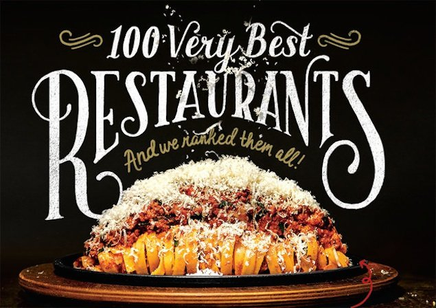 Washingtonian's 100 Very Best Restaurants 2015 List Is Now Online