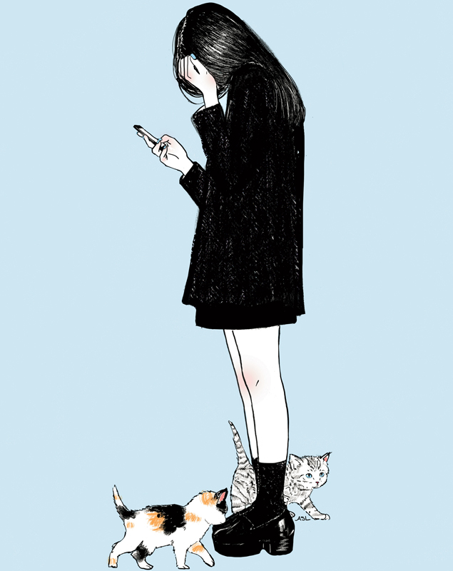 How Millennials Mourn