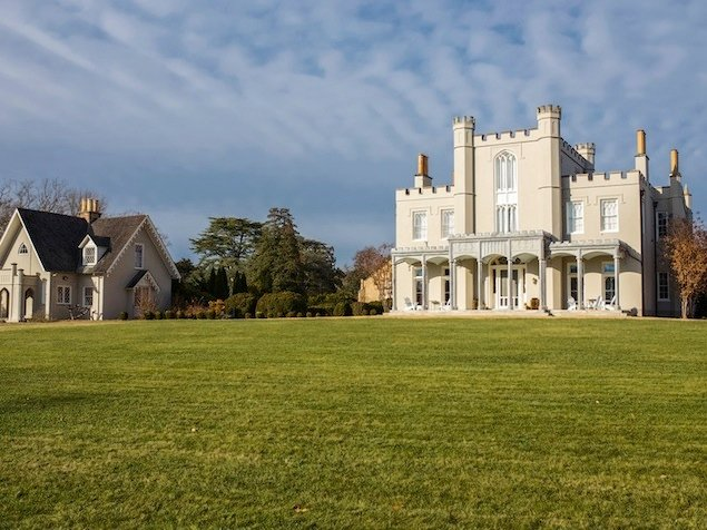 Most Expensive Homes on the Market: See Inside This Castle in Virginia