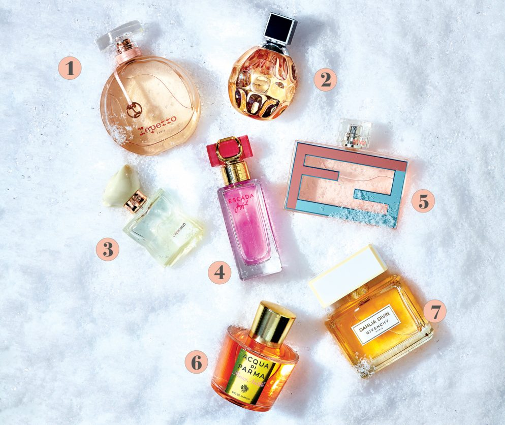 New Perfumes for the New Year