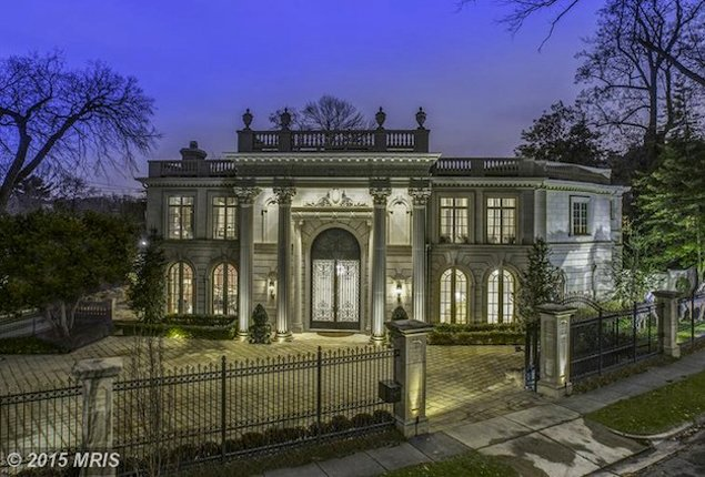 Take a Look Inside This .5-Million Mansion Near Embassy Row