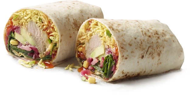California Tortilla Rolls Out the Ramen Burrito