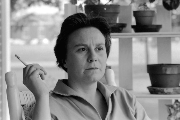 A Bunch of Media People Made the Same Lame Joke About Harper Lee's New Book