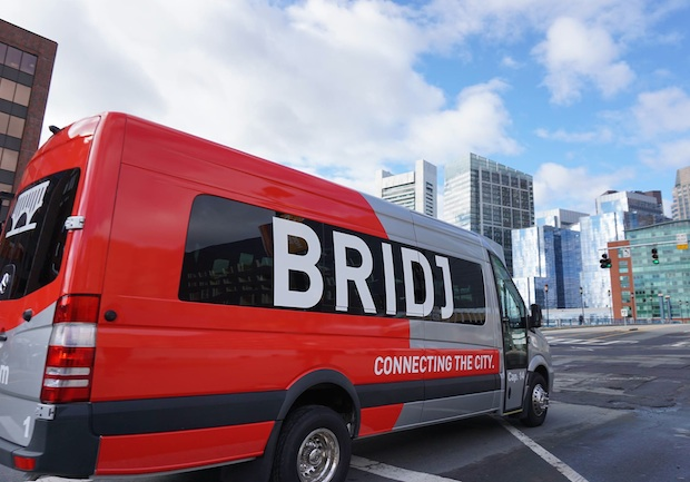 Boston Company Wants to Use Big Data to Improve Commuting in DC