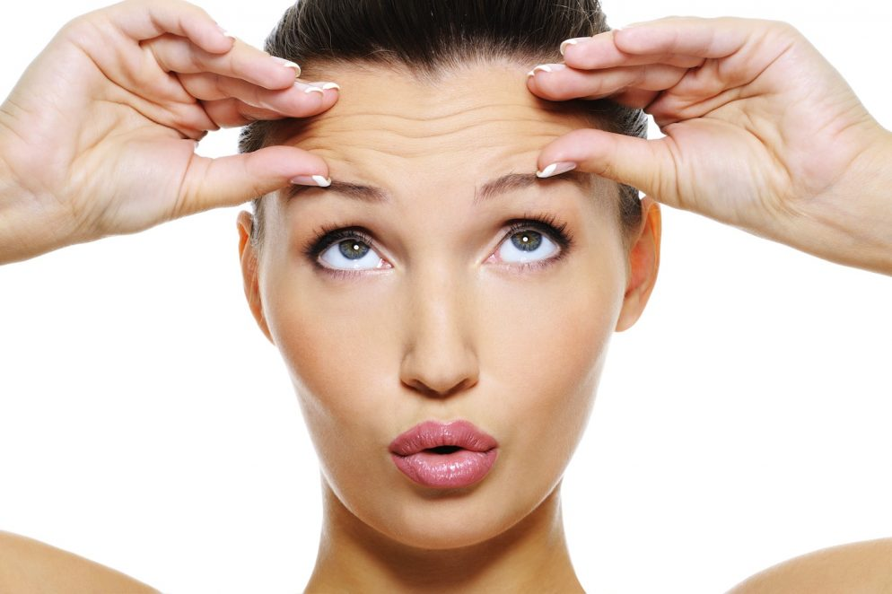 How to Handle Your First Wrinkle