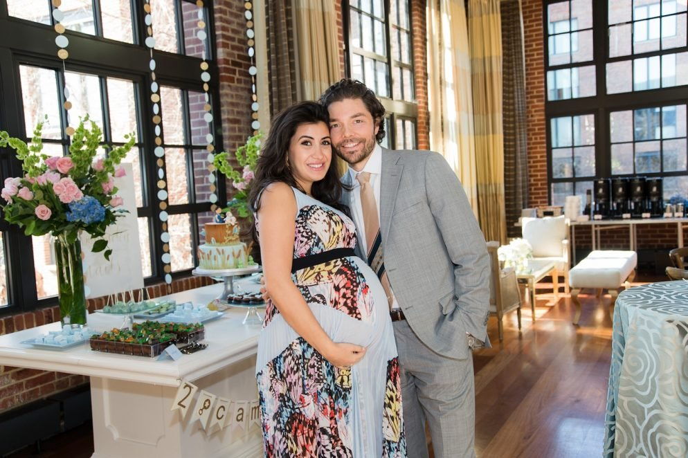 Elegant Baby Shower at the Ritz Carlton
