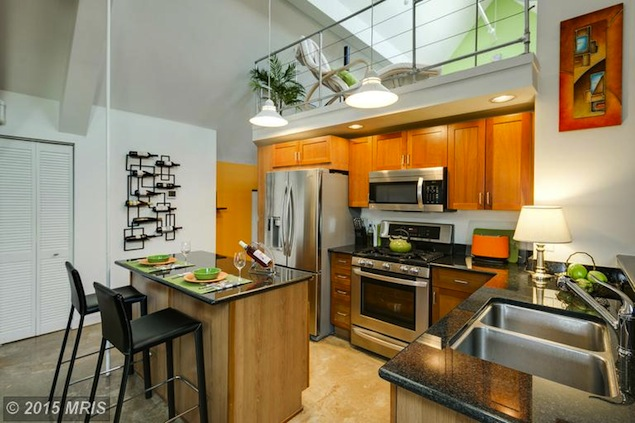 Listing We Love: An Industrial Condo in Capitol Hill