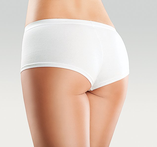 how to get perfect skin on your bum and legs