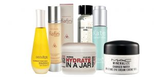 Save Your Winter Skin with Oil and Water