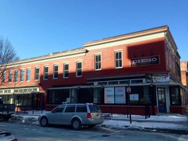 The Next Restaurant Coming to 14th Street: Provision No. 14