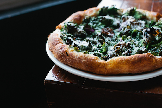 Stella Barra Pizzeria Opens Thursday With California-Style Pies