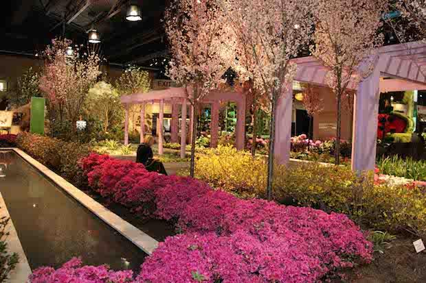 Get a Taste of Spring at the Philadelphia Flower Show