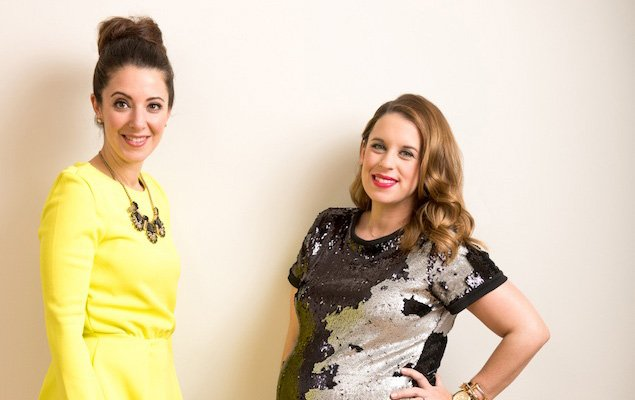 What I Wear to Work: Events in the City Designers Laura Ritchie and Megan Pollard
