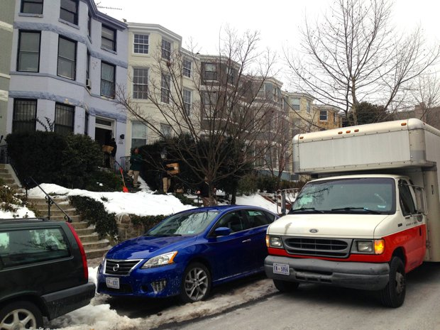 Voyeur Rabbi Double Parks His Neighbors Before Moving Out of House