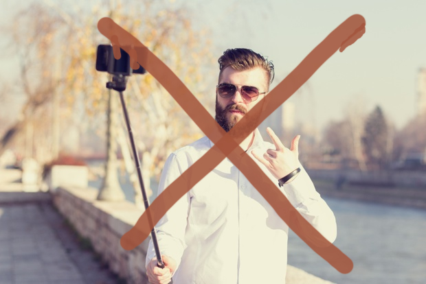 No More Selfie Sticks at All Smithsonian Facilities
