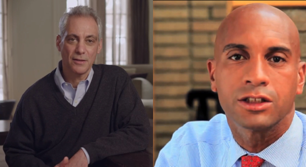 Rahm Emanuel Takes a Page From Adrian Fenty's Playbook