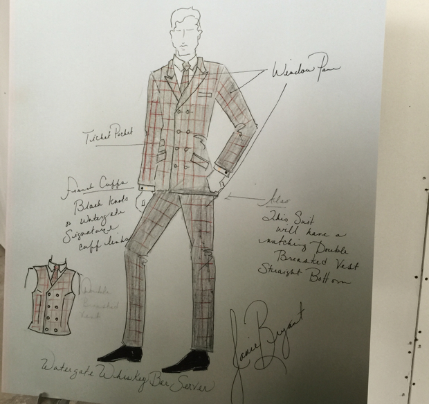"Workers at the Remodeled Watergate Hotel Will Dress Like ""Mad Men"" Characters"