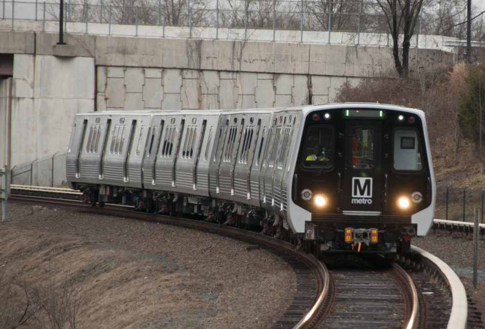Metro's Next-Generation Cars Will Finally Go Into Service in April