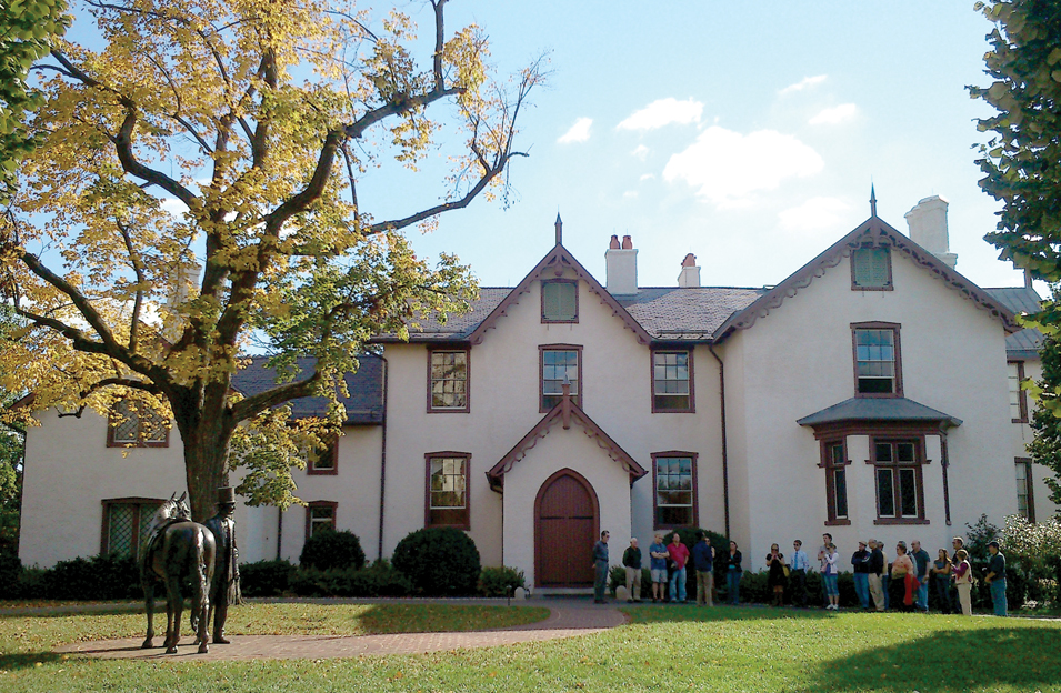 President Lincoln's Cottage