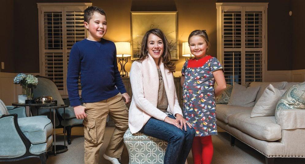 See How <em>National Journal</em> President Runs Her Household