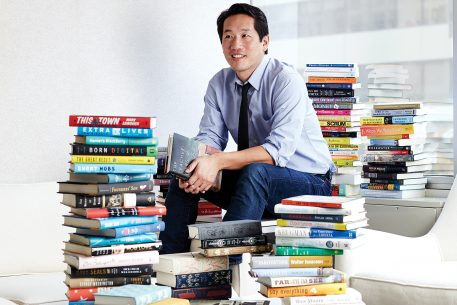 Literary Agent Howard Yoon Is Also an Expert on Fatherhood
