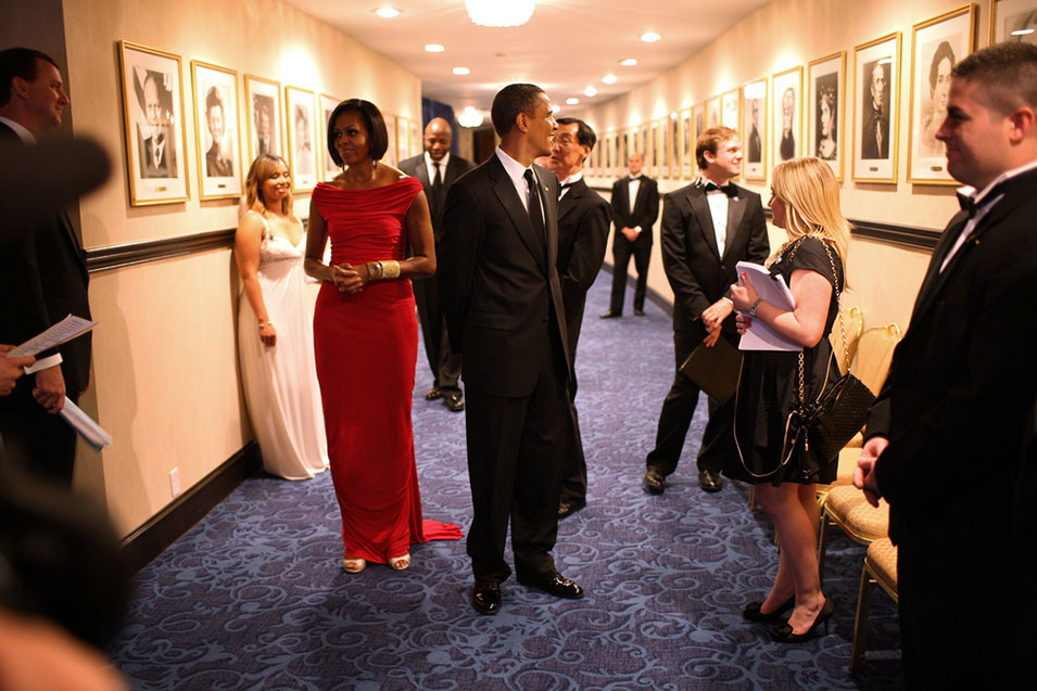 A White House Correspondents' Dinner Event