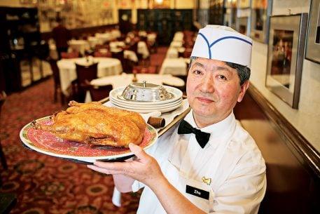 Peking Duck at Peking Gourmet Inn