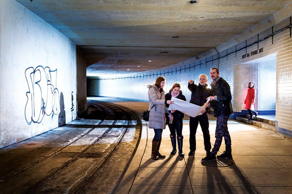 Before Metro, Washington Had Underground Trolleys