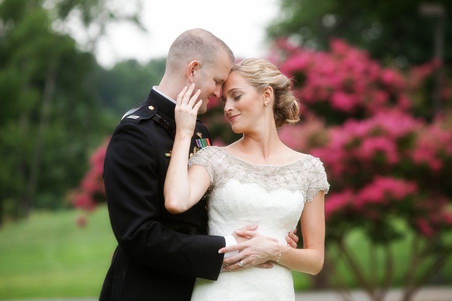 Military-Themed Wedding at the Army Navy Country Club