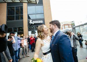 Pi Day Wedding at &pizza
